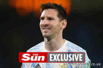 David Beckham's Inter Miami 'confident' of incredible Lionel Messi transfer as Barcelona icon looks to end... - The Sun