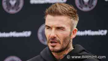 David Beckham buys stake in UK EV upcycling firm Lunaz - Mint