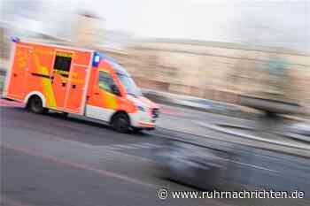 Auto trifft auf Rennradgruppe: Mann verletzt sich schwer in Olfen - Ruhr Nachrichten