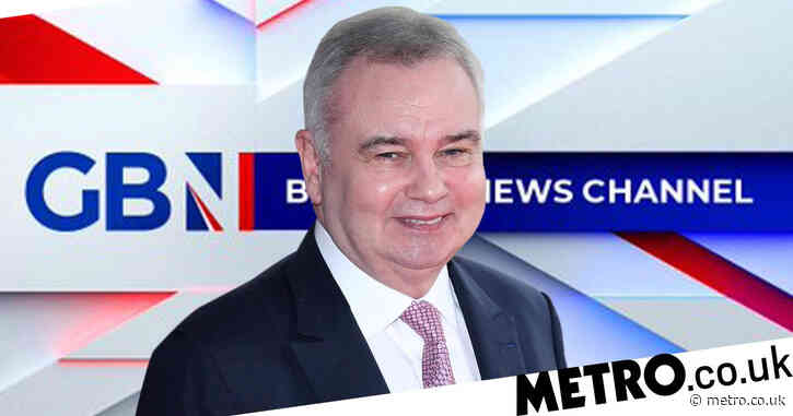 GB News launch: Eamonn Holmes teases stint on news channel as he points out 'lighting' issues