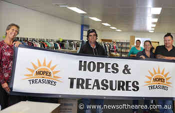 Hope and Treasures for the Homeless Open New Store In Coffs Harbour - News Of The Area