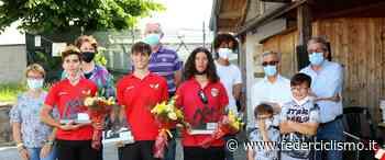 Cronoscalata Lugo-Cerro, i vincitori - Il Mondo del Ciclismo