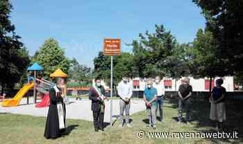 Lugo: intitolata a Norma Basiliotti l'area verde di via Venti Settembre - Ravennawebtv.it