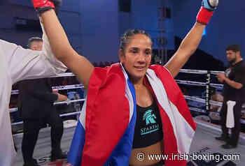 Watch future Katie Taylor rival register MMA submission win - Irish Boxing - Irish Boxing News
