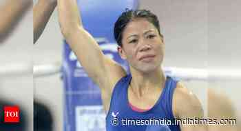 Elite Indian boxers may train in Italy before Olympics - Times of India