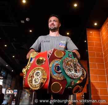 Permission granted for victory parade for Prestonpans boxing hero Josh Taylor - Edinburgh News