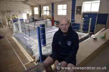 Carlisle ex-SAS soldier, turned boxing coach shortlisted for national award - News & Star