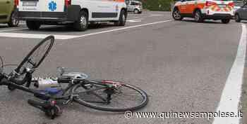 Domenica nera per i ciclisti, grave una donna - Qui News Empolese