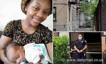 Naked mother accused of throwing her newborn and toddler son from a Brooklyn apartment is arrested