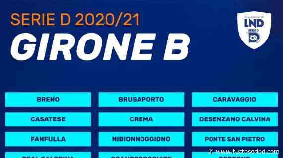 Girone B, risultati finali e marcatori 34ª giornata. Il già promosso Seregno chiude con un pirotecnico 4-4 con il Franciacorta. Il NibionnOggiono batte il Desenzano Calvina e centra i Play-Off assieme a Fanfulla, Casatese e Crema. Scende la Tritium - Tu