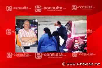 Captan a síndico de Tlaxco saqueando documentación del Ayuntamiento | e-consulta.com Tlaxcala2021 - e-Tlaxcala Periódico Digital de Tlaxcala