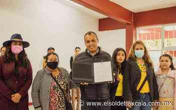 Pondré orden en finanzas de Tlaxco: Armando Flores - El Sol de Tlaxcala