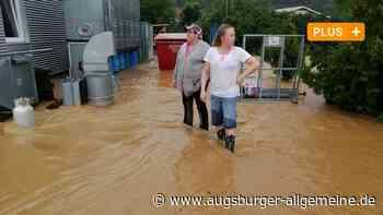 Wie das Hochwasser Träume einer Familie im Bachtal zerstört hat - Augsburger Allgemeine