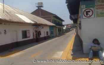 Como boca de lobo: cumple Guadalupe y Calvo 36 h en penumbra - El Heraldo de Chihuahua