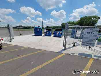 Coldwater Township recycling station emptied, normal hours resume Monday - WTVB News
