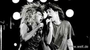 """Tina Turner: """"Die Stones schickten mir Blumen, als ich krank war"""" - WELT"""