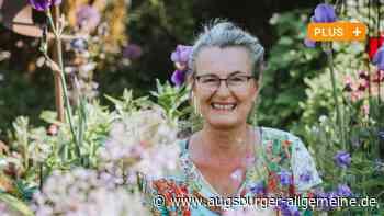 Igling: Mehr als nur Blumen beim Tag der offenen Gartentür - Augsburger Allgemeine