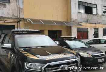 Além de Candeias, Operação Estertor cumpre mandados em São Sebastião do Passé e Lauro de Freitas - Política Livre
