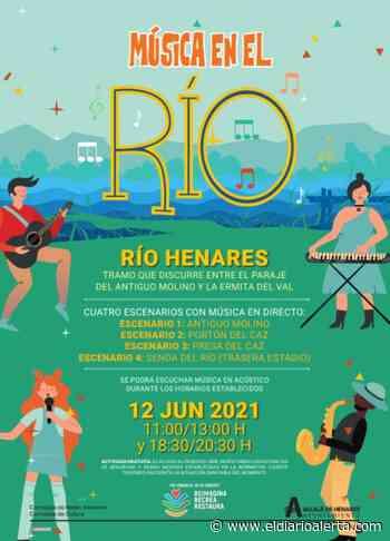 MADRID.-Alcalá.- Carlitos Chacal, Elías Cepeda y Carmen Gavilán, hoy en el festival 'Música en el Río' - Alerta