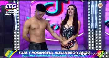 Rosángela Espinoza y Elías ganaron la final del reality de Tik Tok (VIDEO) - Diario Correo