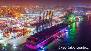 Colombia: Gigante magenta de ONE arriba al terminal Contecar de Cartagena - PortalPortuario