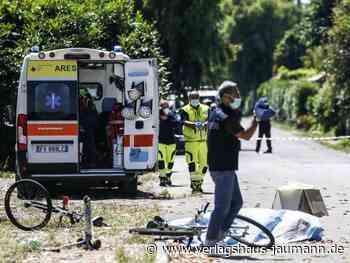 Kriminalität: Drei Menschen bei Rom erschossen - www.verlagshaus-jaumann.de