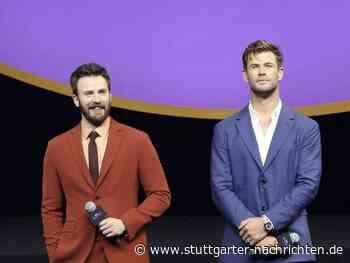 Chris Hemsworth - Der Hollywood-Star gratuliert Chris Evans mit falschem Foto - Stuttgarter Nachrichten