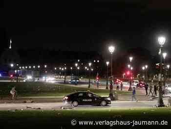 Pandemie: Polizei löst illegale Open-Air-Party in Paris auf - www.verlagshaus-jaumann.de