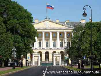 EM-Gastgeberstadt: Stadtführung in St. Petersburg auf den Spuren von Putin - www.verlagshaus-jaumann.de