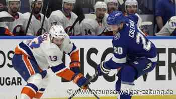 Islanders gewinnen erstes Duell mit Lightning