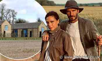 David and Victoria Beckham 'are convinced plans for barns at Cotswolds home will be approved' - Daily Mail