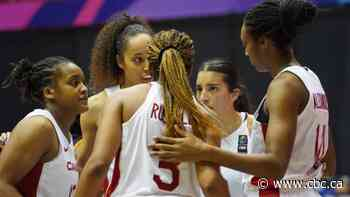 Canadian women's basketball team takes tight win over Brazil in AmeriCup