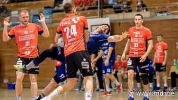 Handball: Eisenach gewinnt packenden Schlagabtausch in Bietigheim - MDR