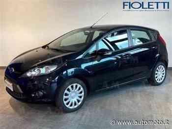 Vendo Ford Fiesta 1.2 82CV 5 porte usata a Concesio, Brescia (codice 8994040) - Automoto.it - Automoto.it