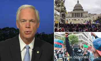 Senator claims Capitol riot suspects are being treated unfairly
