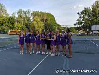 Class B tennis: Waterville girls, Yarmouth boys win championships - Press Herald