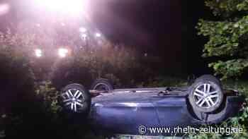 Morsbach-Holpe: 28-Jähriger stirbt bei Unfall mit Cabrio - Rhein-Zeitung