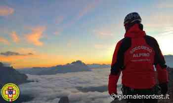 Escursionista di Conegliano in difficoltà sul Visentin - Giornale Nord Est