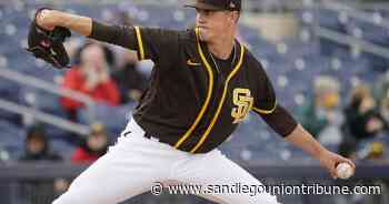 MacKenzie Gore returns to El Paso mound; Hassell, Mears homer for Storm - The San Diego Union-Tribune