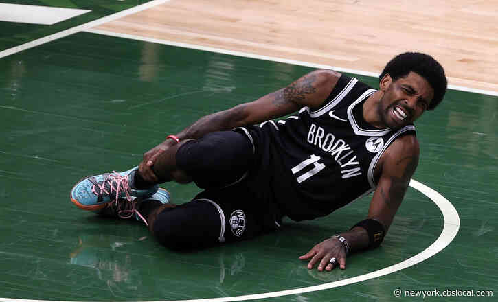 Nets Lose Irving To Ankle Injury, Drop Game 4 To Bucks