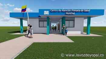 Comunidad de Santa Fe de Morichal tendrá nuevo centro de salud, según lo anunció la Administración de Yopal - Noticias de casanare   La voz de yopal - La Voz De Yopal
