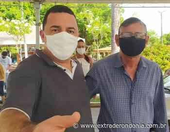 Vereador Paulo Henrique solicita e Cacoal torna-se o 1º de RO a vacinar profissionais de imprensa – Extraderondonia.com.br - Extra de Rondônia
