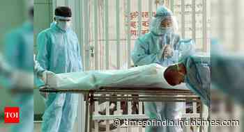 Coronavirus live updates: Weekly Covid deaths up by 19% - Times of India