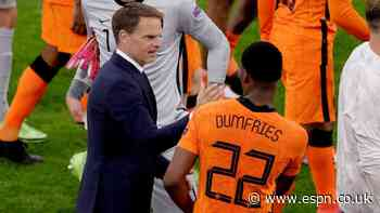 Dutch can be Euros' entertainers but De Boer questions persist