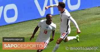 Euro2020: Inglaterra abre com triunfo sobre vice-campeã mundial Croácia - SAPO Desporto
