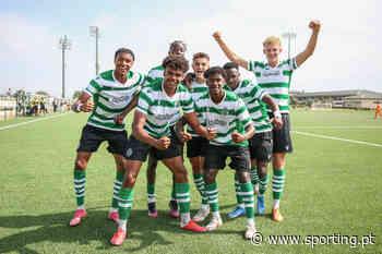 Triunfo indiscutível | Site oficial do Sporting Clube de Portugal - Sporting Clube de Portugal