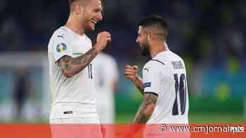 Italianos mostram forças em triunfo fácil no Euro 2020 - Correio da Manhã