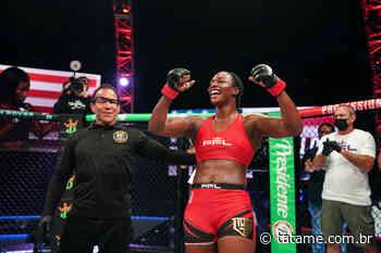 Bicampeã olímpica, Claressa estreia no MMA com triunfo; Natan e Sheymon vencem duelos - TATAME