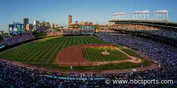 Pederson: Full capacity Wrigley 'going to be rockin' - NBC Sports Chicago