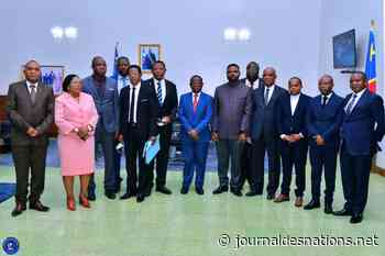 RDC : Mende avec les députés et Sénateurs du Sankuru chez Bahati — Journal des Nations - Journal des Nations